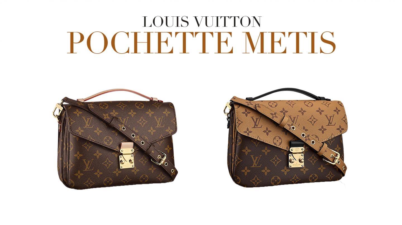 b341981118288 Louis Vuitton Pochette Métis – powstała w 2013 roku torba o fasonie  listonoszki jest jednym z najpopularniejszych modeli LV ostatnich lat.