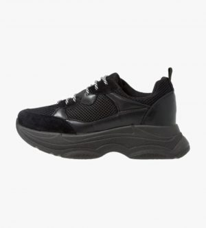 FIZZLED – Sneakersy niskie – black