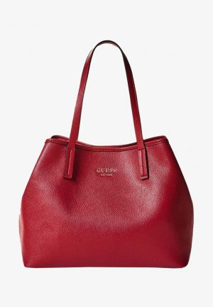 Guess VIKKY TOTE SET Red