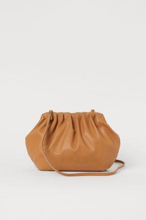 Miękka torebka na ramię