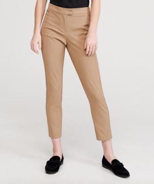 Eleganckie spodnie z wełną