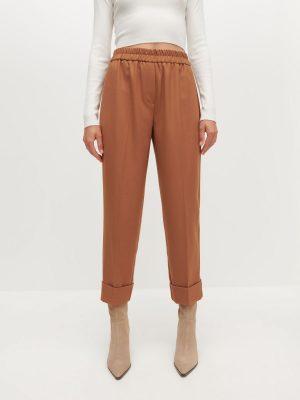 Spodnie garniturowe do kostki