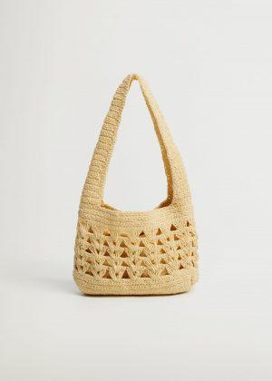 Torebka szydełkowa handmade